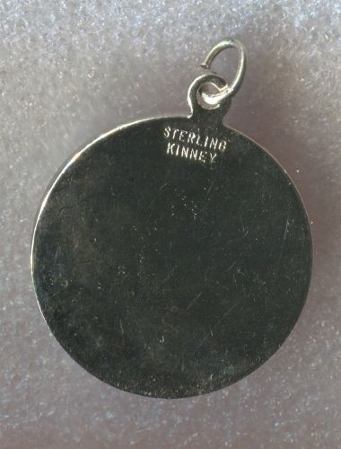 KINNEY STERLING SPIRIT OF '76 CHARM : DRUM AND FIFE CORPS