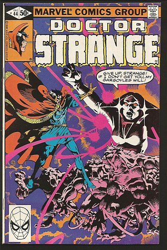 Dr. Strange #44 Marvel Comics Claremont, GENE COLAN, Hands 1980 Very Fine+/NM-