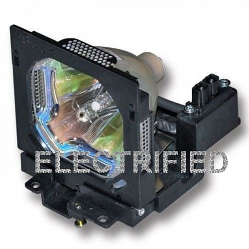 SANYO 610-301-6047 6103016047 OEM LAMP IN E-HOUSING FOR PROJECTOR MODEL PLC-XF35