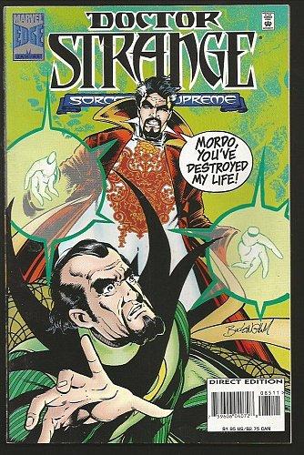 Doctor Strange #85 VF/NM- The Sorcerer Supreme Marvel Comics 1996