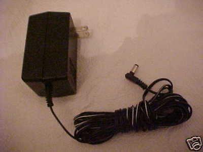 9 volt 9v 300mA power supply = Cobra cordless tele phone electric plug cable PSU