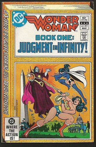 WONDER WOMAN #291 Fine+/VF- range or better DC Comics 1982