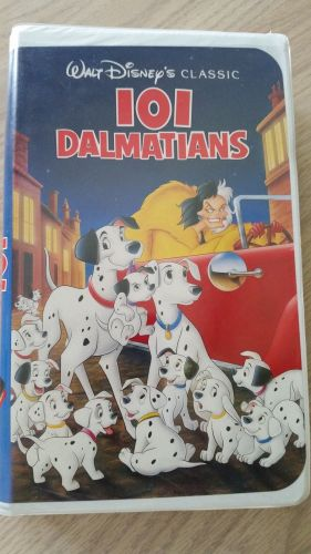 Walt Disney's (101 Dalmatians) Black Diamond Edition-Used (405)