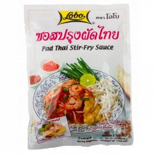 Pad Thai Sauce Stir Fried DIY 2 Serves Food Delicious Thai Dish Recipe
