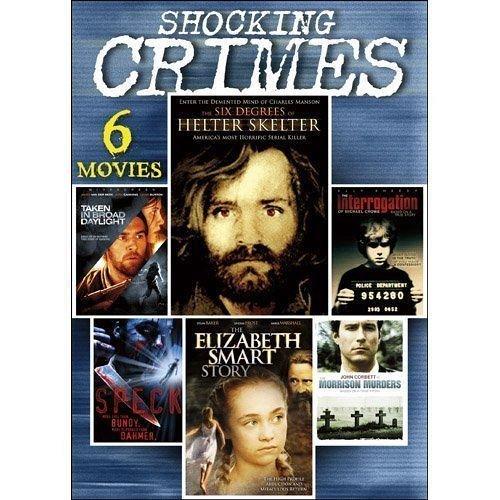 6Movie DVD Helter Skelter Lindsay FROST Sara CANNING Beverly SOTELO Debra MAYER