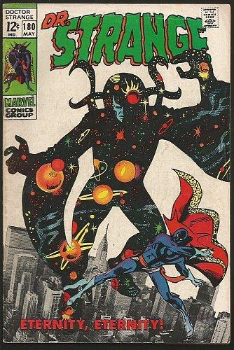 Dr. Strange #180 Gene Colan/RoyThomas/Palmer FINE- Marvel Comics 1969 1st Print