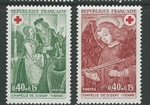 France Red Cross mnh 1970