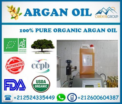 organic herbal hair argan oil in bulk