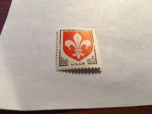 France Coat of Arms 005 mnh 1960