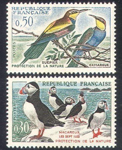France Nature mnh 1960