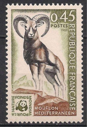 France Nature Conservation mnh 1969