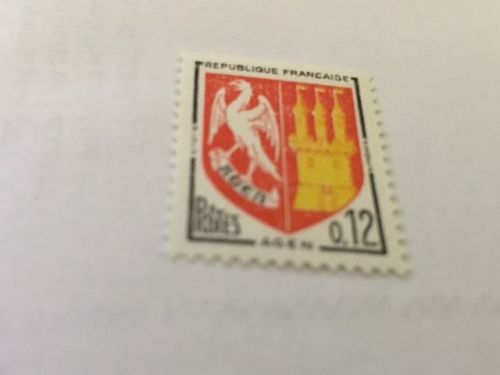 France Coat of Arms 0.12 mnh 1964