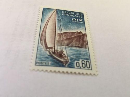France Aix Ice Bains mnh 1965
