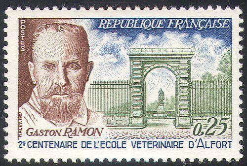 France Alfort Veterinary School mnh 1967