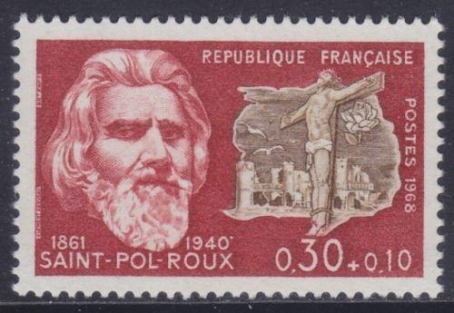 France Saint-Pol-Roux mnh 1968