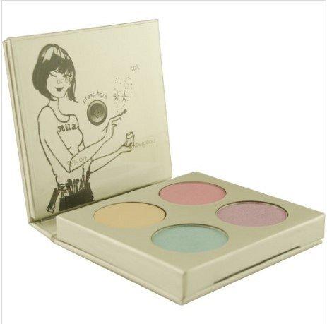 Stila by Stila Lovely Eye Pallette - 4 eye shadows (Chinais, Sweetheart, Poppy, Key)