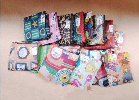 Lovely Creative Special [Happy Garden] Reusable/Recycling Shopping Bag