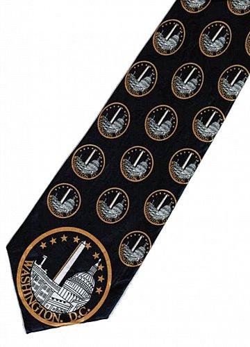 JTI USA Washington DC White House Novelty Necktie