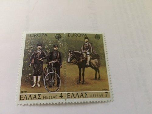 Greece Europa 1979 mnh