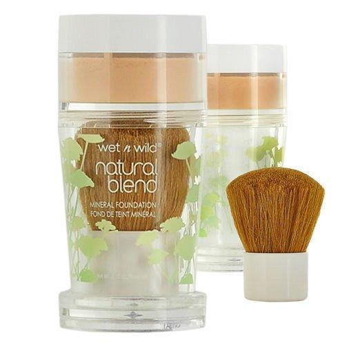 Wet n Wild Natural Wear Blend Mineral Powder Foundation - 749 Mineral Veil