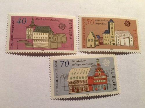 Germany Europa 1978 mnh