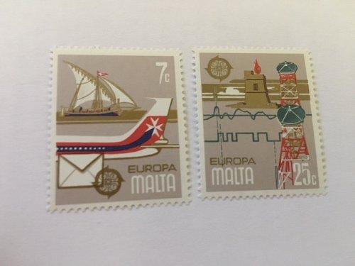 Malta Europa 1979 mnh