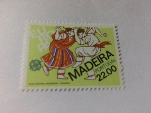 Portugal Madeira Europa 1981 mnh