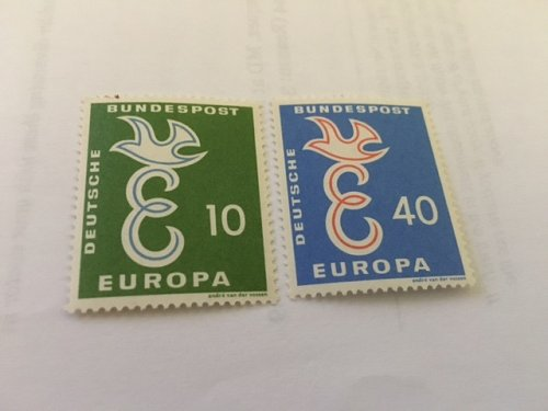 Germany Europa 1958 mnh #1