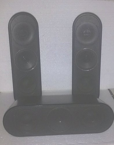 Samsung Front Left / Right and Center Speakers for 5.1 Surround System PS-FWX 70