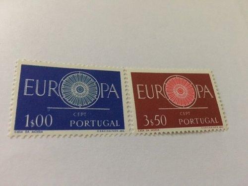 Portugal Europa 1960 mnh