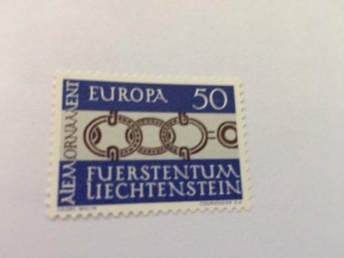 Liechtenstein Europa 1965 mnh