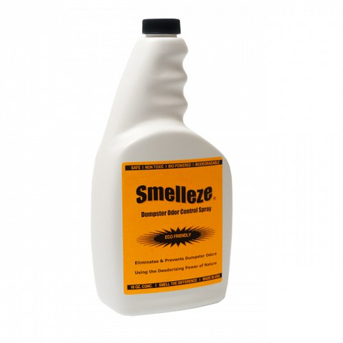 ODOREZE Dumpster & Chute Odor Eliminator: Makes 64 Gallons to Clean Smell