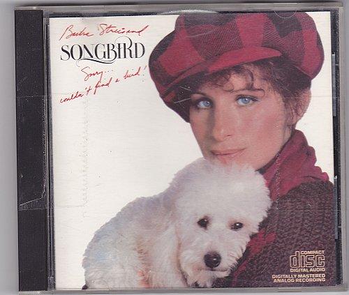Songbird by Barbra Streisand CD 1990 - Very Good