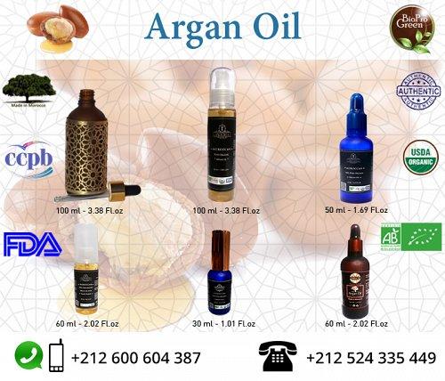 Argan Oil Wholesale Supplier