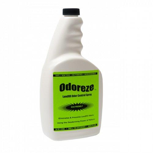 ODOREZE Eco Landfill Odor Control Spray: Treats 2,000 sq. ft. to Remove Smell