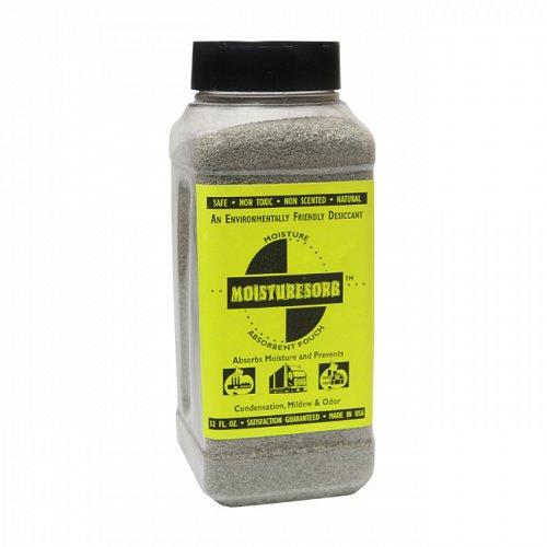 MOISTURESORB Reusable Moisture Removal 4 mm Eco Granules: 2 lb