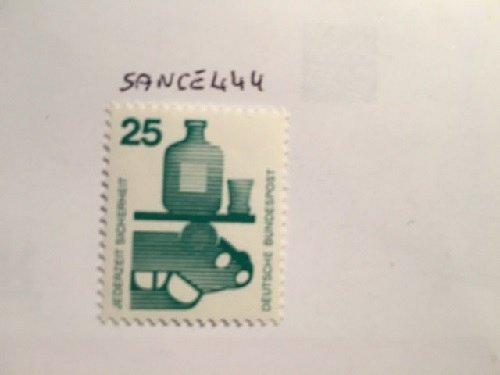 Germany Safety 25p mnh 1972