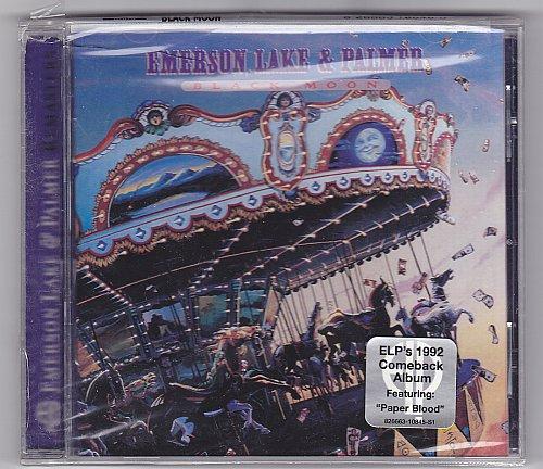 Black Moon [Bonus Track] by Emerson, Lake & Palmer CD 2008 - Brand New