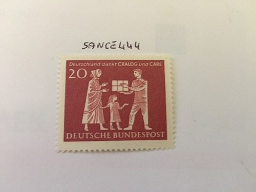 Germany Cralog & Care mnh 1963