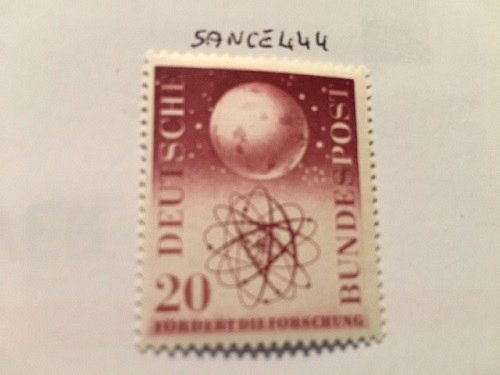 Germany Scientific Research mnh 1955