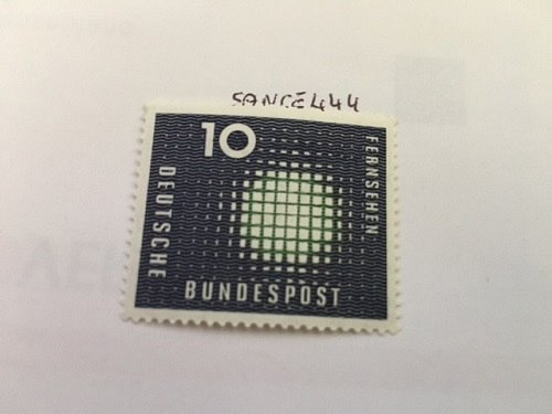 Germany Television mnh 1957