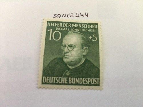 Germany Carl Sonnenschein mnh 1952