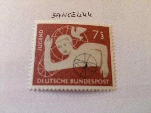 Germany Youth Hostels 1v. mnh 1956