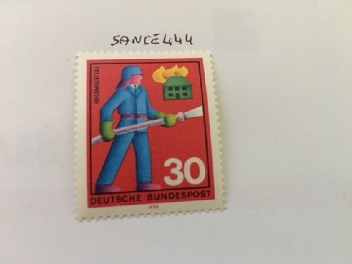 Germany Voluntary Helpers 30p mnh 1970