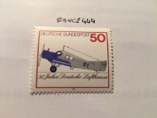 Germany Deutsche Lufthansa mnh 1976