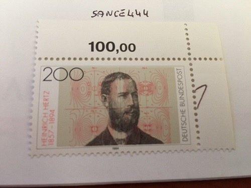 Germany Heinrich Hertz Physics mnh 1994