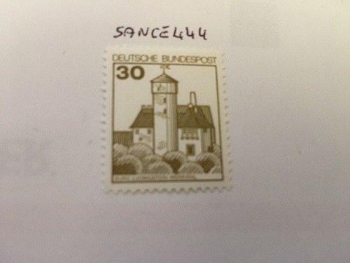 Germany Castle 30p mnh 1977