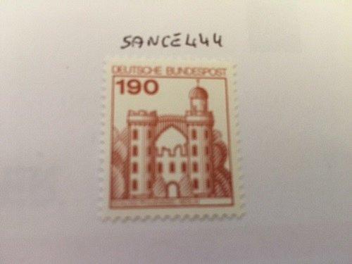 Germany Castle 190p mnh 1977