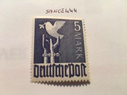 Germany Peace Dove 5m mnh 1947