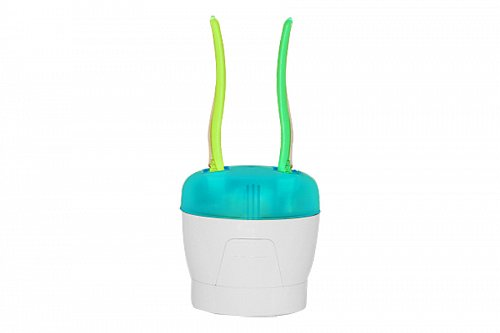STERIBRUSH Family Toothbrush Sanitizer: Cup Style UV Germicidal Sterilizer